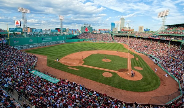 Fortress Client Boston Red Sox Win World Series