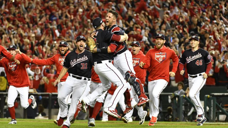 Nationals Win 2019 World Series