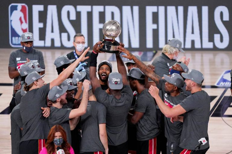 Miami Heat is in the NBA Finals