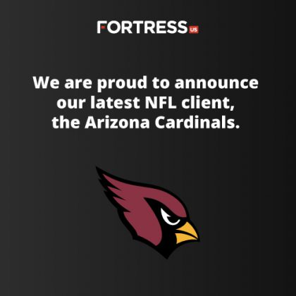 Announcing Our Newest NFL Client, the Arizona Cardinals